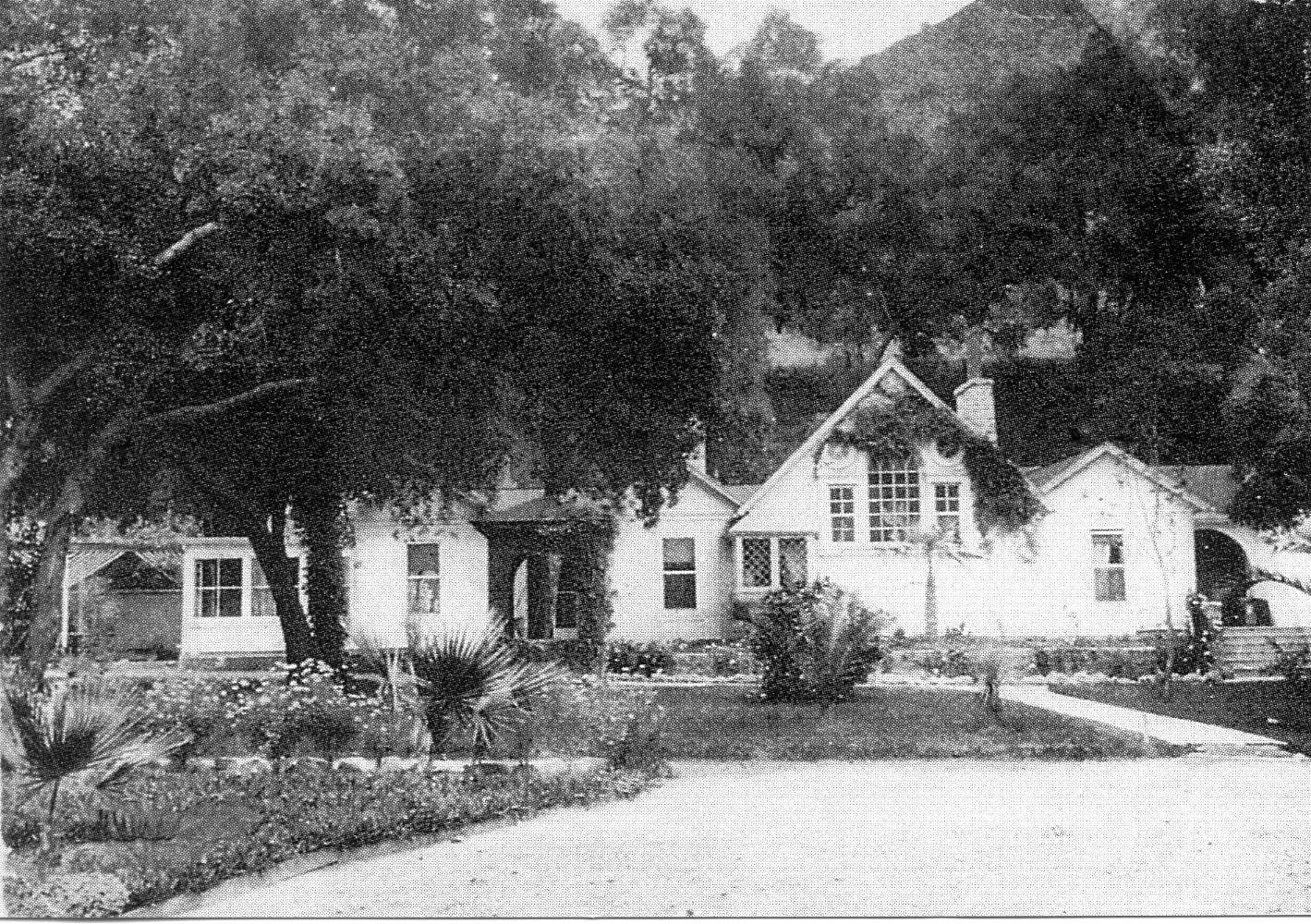 Arden, Modjeska's retreat in California