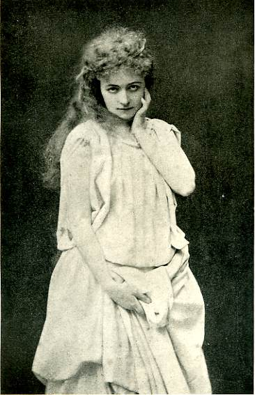 Helena Modjeska as Ophelia